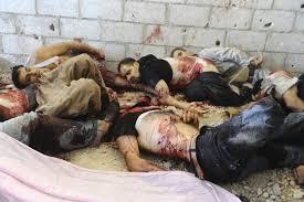 Syrian war dead