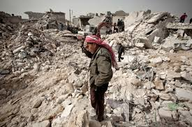 Syria bombed out