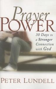 Book Cover Prayer Power